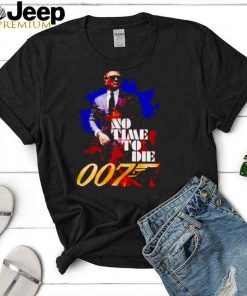 007 no time to die shirt