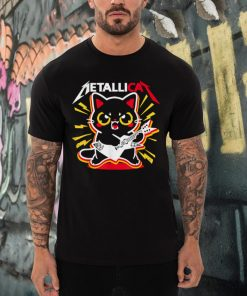 Cat Rock 90s Meow For Music Band Of Friends shirt