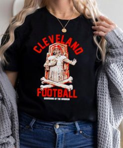 Cleveland Football guardians of the gridiron shirt