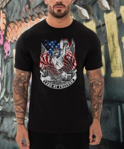 Liberty Eagle American Flag Land Of Freedom T hoodie, tank top, sweater