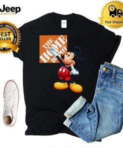 Mickey Mouse The Home Depot Shirt