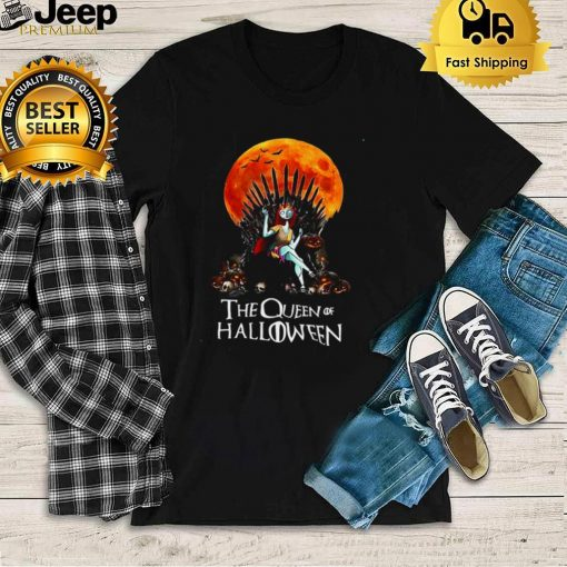 Sally Princess The Queen Of Halloween Vintage T shirt