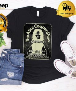 The Alice Cooper Show Alice Cooper Hollywood Bowl Concert T shirt